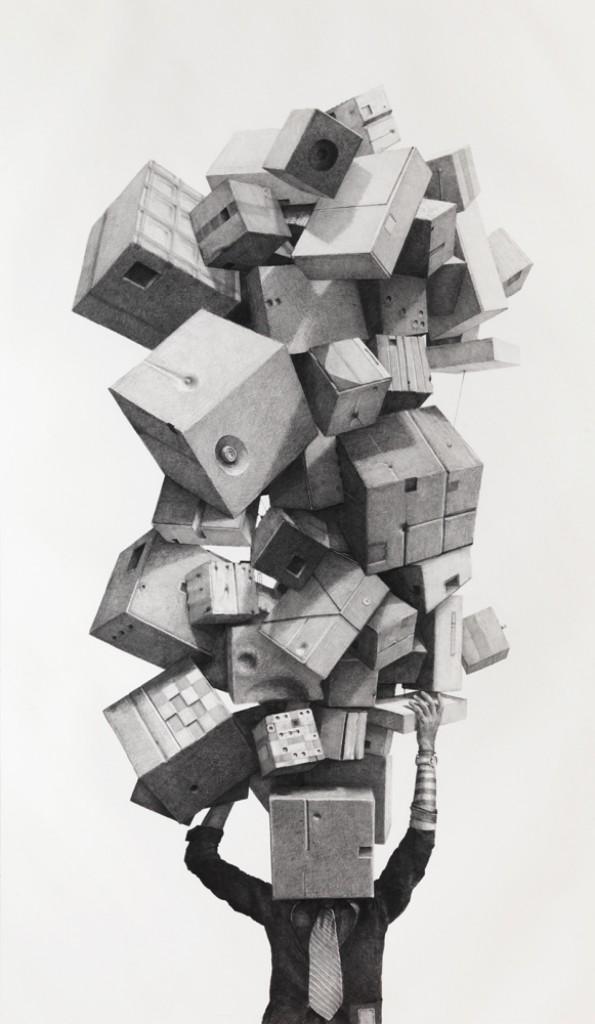 Un'opera di Ethan Murrow