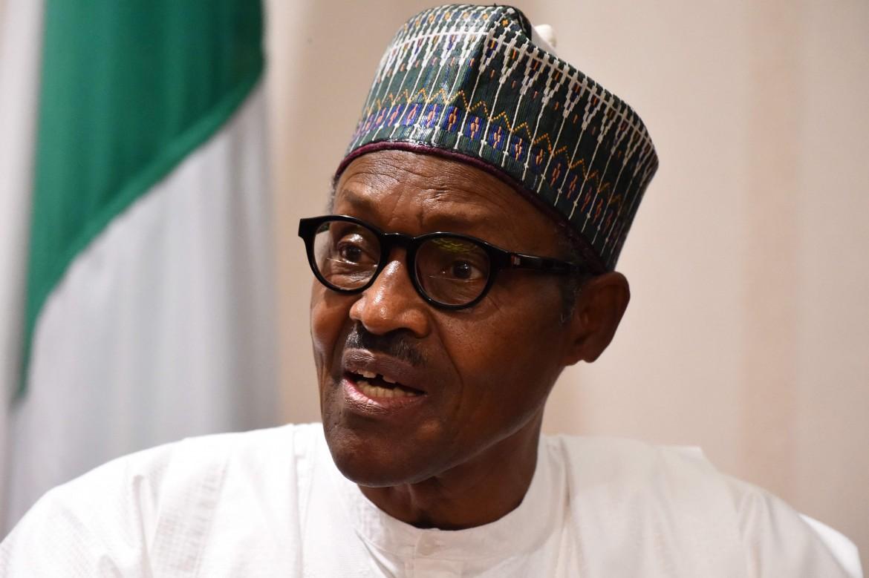 Il presidente nigeriano Muhammadu Buhari