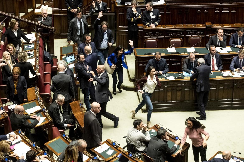 Deputati corrono a votare gli emendamenti al disegno di legge anti corruzione
