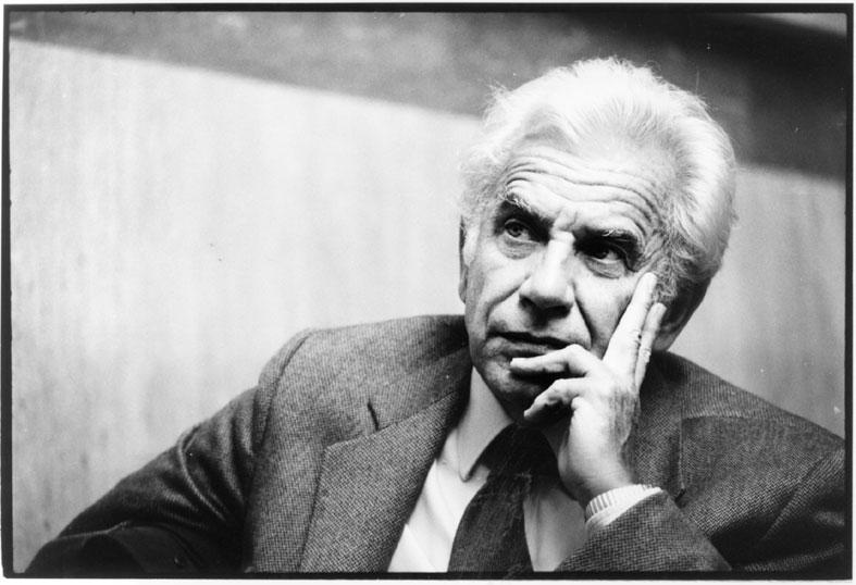 Lucio Magri, foto di Andrea Cerase