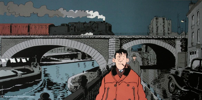 Jacques Tardi, Nestor Burma dans le 19e Arrondissement de Paris