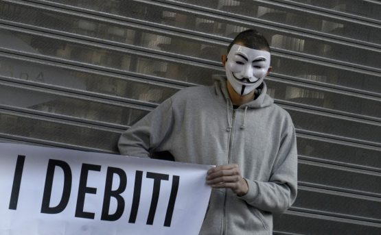 Il grande business dei nostri creditori
