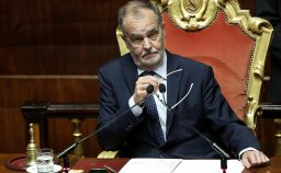 Calderoli condannato per odio razziale
