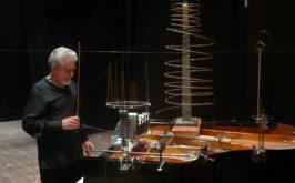 Addio Mario Bertoncini il musicista costruttore