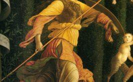 Andrea Mantegna Minerva scaccia i vizi dal giardino delle virt part 1497 1502 ca Parigi Louvre