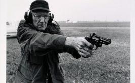 William Burroughs ritratto da Jon Blumb1994