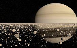 Quando Saturno non aveva gli anelli