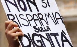 Dal 10 maggio due mesi di scioperi nelle fabbriche scuola trasporti e PA