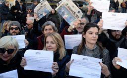 Libert di stampa parte la campagna Fnsi contro lattacco del governo No tagli no bavagli