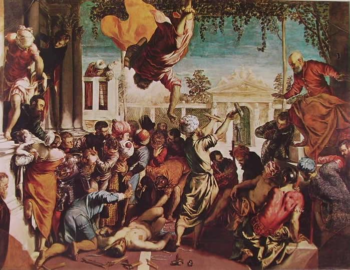Il miracolo di san Marco