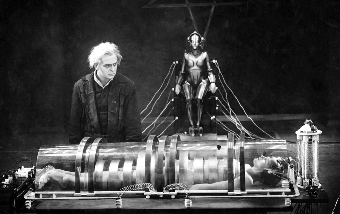 Un fotogramma tratto dal film «Metropolis», diretto da Fritz Lang nel 1927