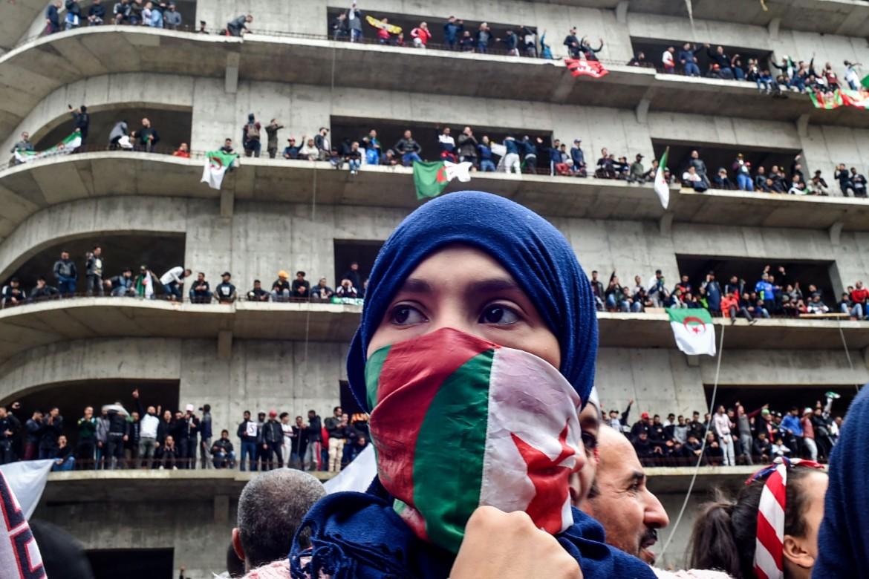 La protesta di Algeri