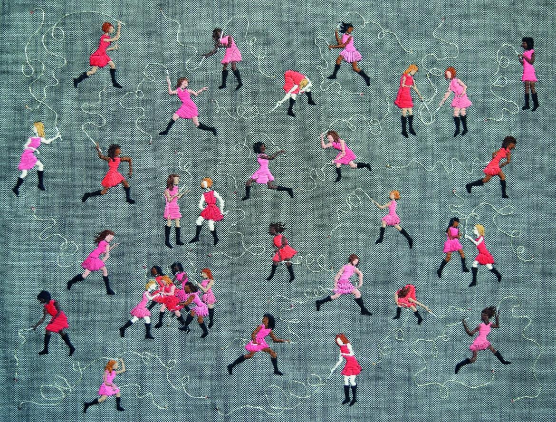 Un'opera di Michelle Kingdom