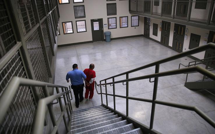 Una prigione Usa