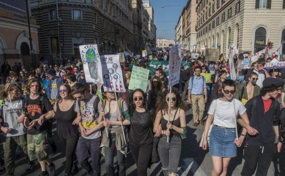 Clima e grandi opere inutili unonda verde sulla capitale