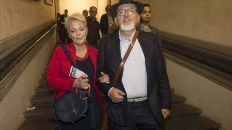 Tiziano Renzi e Laura Bovoli, genitori del leader di Italia Viva