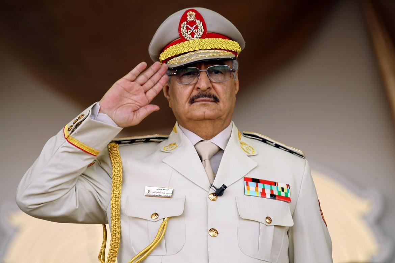 Il generale Kalifa Belqasim Haftar