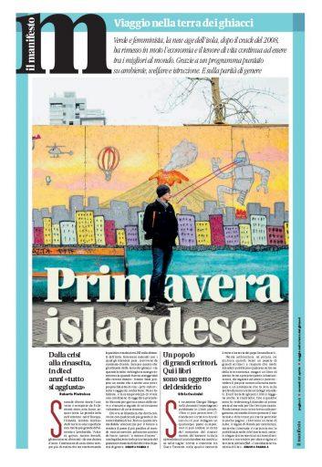 Speciale Primavera islandese