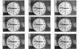 Franco Vimercati Un minuto di fotografia 1974 collezione privata Eredi Franco Vimercati