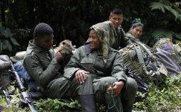 Colombia senza pace zero umanit per Wilson Saavedra