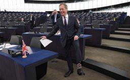 La Gran Bretagna vota incertezza sulleuroparlamento