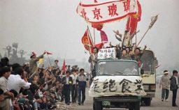 Proteste e partito il lungo 1989 della Cina