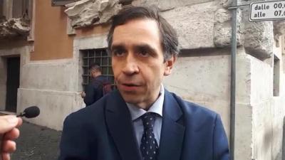 Filippo Sensi, deputato Pd