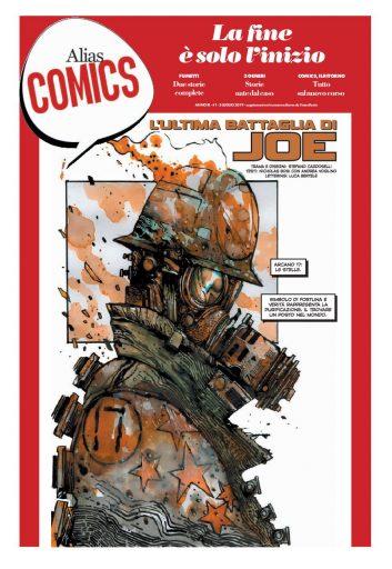 Alias Comics del 5 luglio 2019