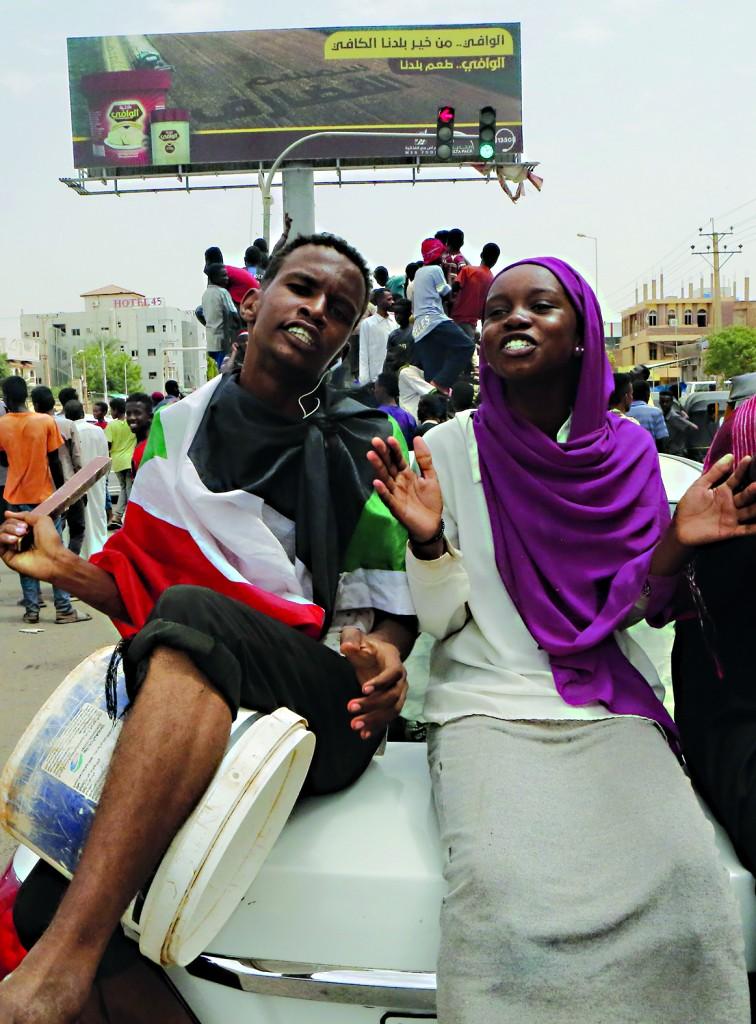 Khartoum, 5 luglio 2019