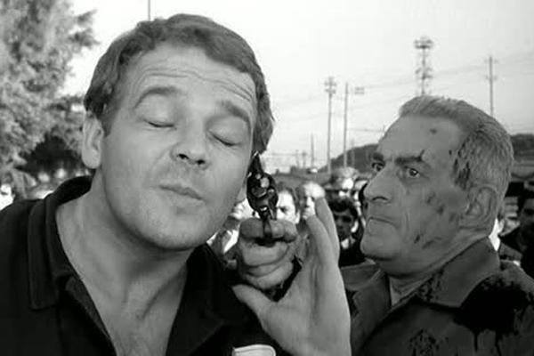 Una scena da Omicron ('63)