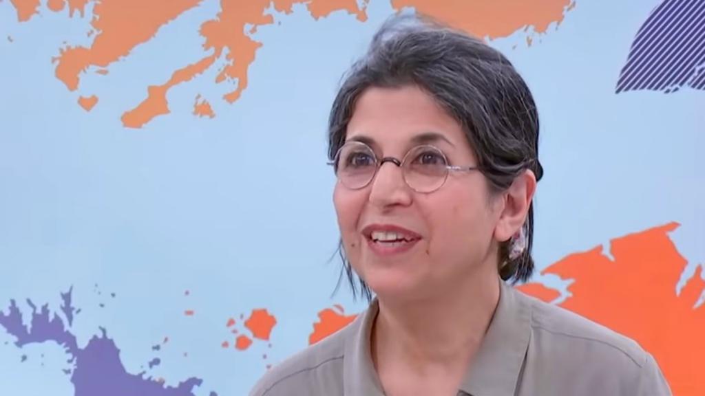 La studiosa franco-iraniana Fariba Adelkhah