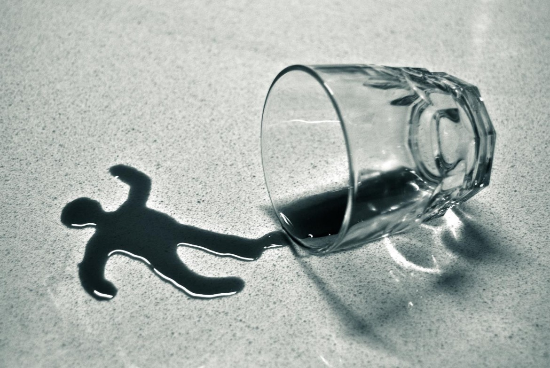 «Vaso derramado», un'opera del fotografo spagnolo Chema Madoz