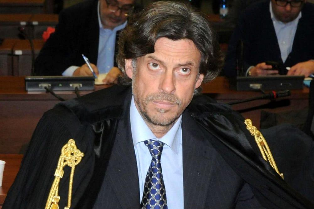 Luigi Patronaggio, capo della Procura di Agrigento
