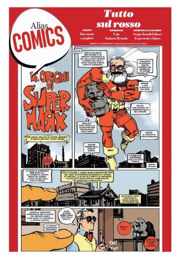 Alias Comics del 12 luglio 2019
