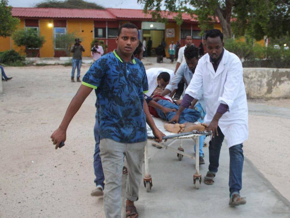 Feriti nell'attentato di mercoledì a Mogadiscio