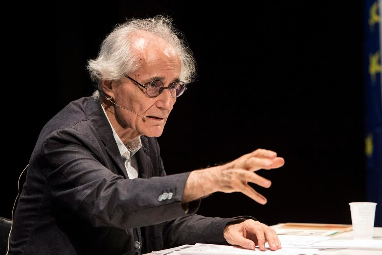 Il filologo e storico Luciano Canfora