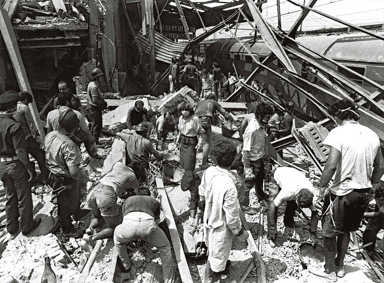 2 agosto 1980, strage alla stazione di Bologna