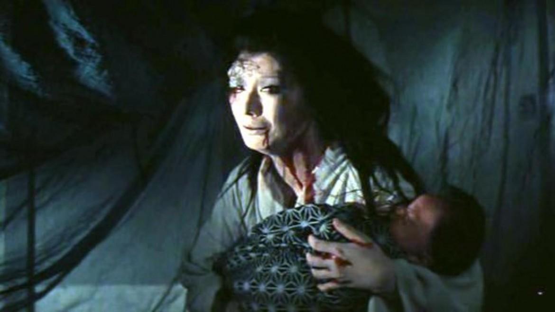 Una scena da The Ghost of Yotsuya, di Nobuo Nakagawa
