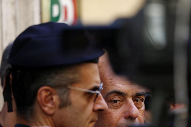 Il segretario del Pd Nicola Zingaretti alla direzione nazionale