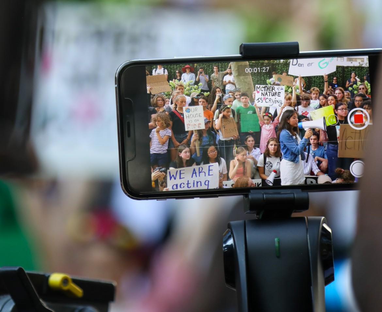 Climate Strike a New York