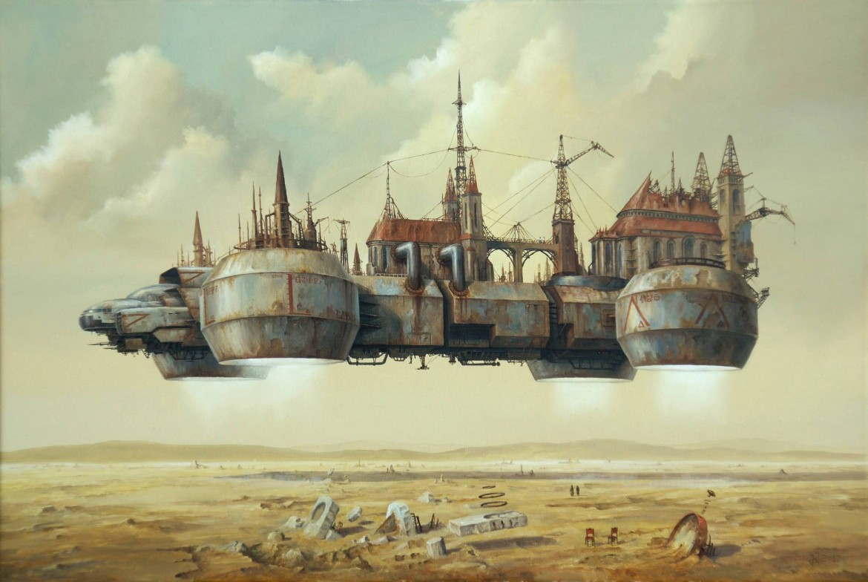 «Signore del deserto» di Jarosław Jasnikowski