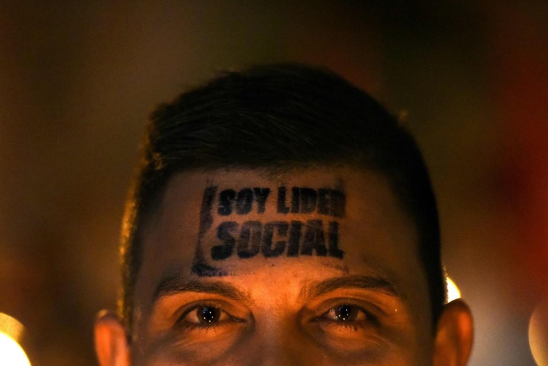 «Sono un leader sociale». Cali, 26 luglio 2019, protesta contro le uccisioni indiscriminate di attivisti ed ex guerriglieri