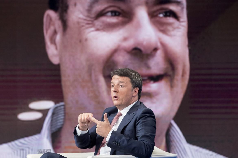 Matteo Renzi e Nicola Zingaretti