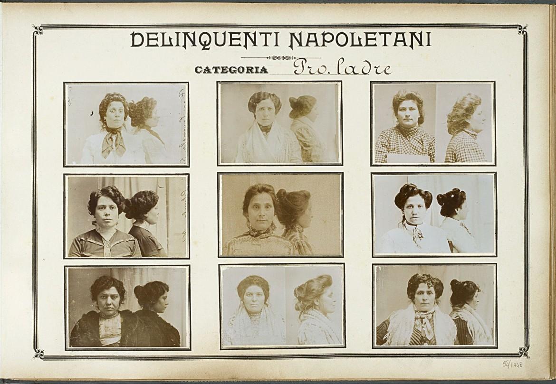Una immagine dalla mostra