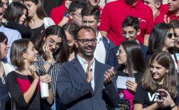 Fioramonti Orgoglioso dei ragazzi hanno messo il futuro al centro della politica