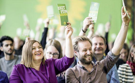 I Verdi in Italia ci sono gi E hanno le porte aperte