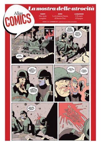 Alias Comics del 13 settembre 2019