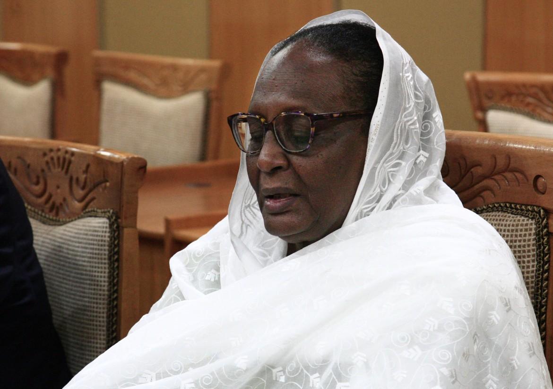 Asmaa Abdalla, neo ministra degli Esteri sudanese