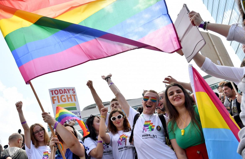 Il gay Pride di Sarajevo