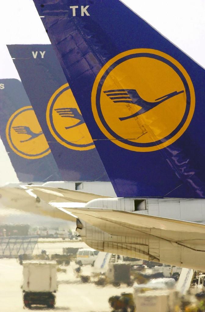 Aerei Lufthansa